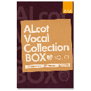 【オフィシャル通販】ALcot Vocal Collection BOX VOL.01